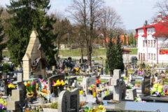 Cmentarz parafialny  /ul. Szwedzka/