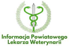 Informacja Powiatowego Lekarza Weterynarii w Limanowej