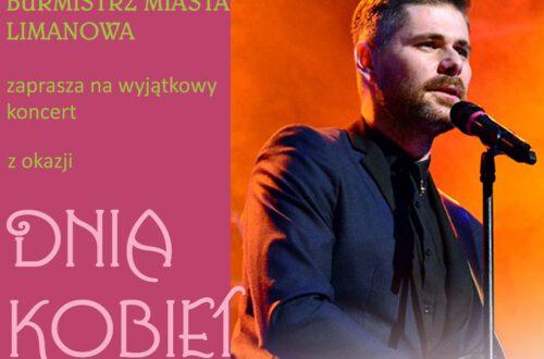 Zaproszenie na wyjątkowy koncert z okazji Dnia Kobiet!