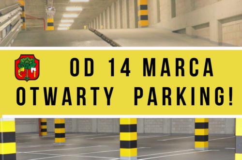 Od 14 marca parking przy limanowskiej Bazylice dostępny dla kierowców