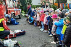 Miejskie Przedszkole nr 2 w Limanowej odwiedzili ratownicy GOPR