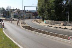 Budowa ronda w ciągu DK 28 – w połowie listopada planowane zakończenie robót
