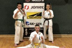 Zawodnicy ARS Limanowa- JONIEC Team wezmą udział w ME Karate Kyokushin