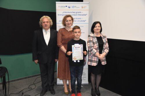 W MBP w Limanowej podsumowano polsko-słowacki konkurs plastyczny