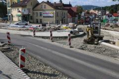 Przebudowa skrzyżowania w ciągu DK28