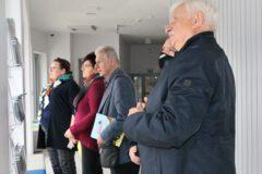 Zdjęcie z wizyty Konsula Generalnego Węgier w Miejskiej Bibliotece Publicznej i Limanowskim Domu Kultury