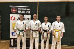 Zawodnicy ARS Limanowa- JONIEC Team