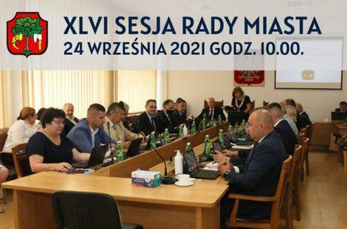 24 września – obrady Sesji Rady Miasta