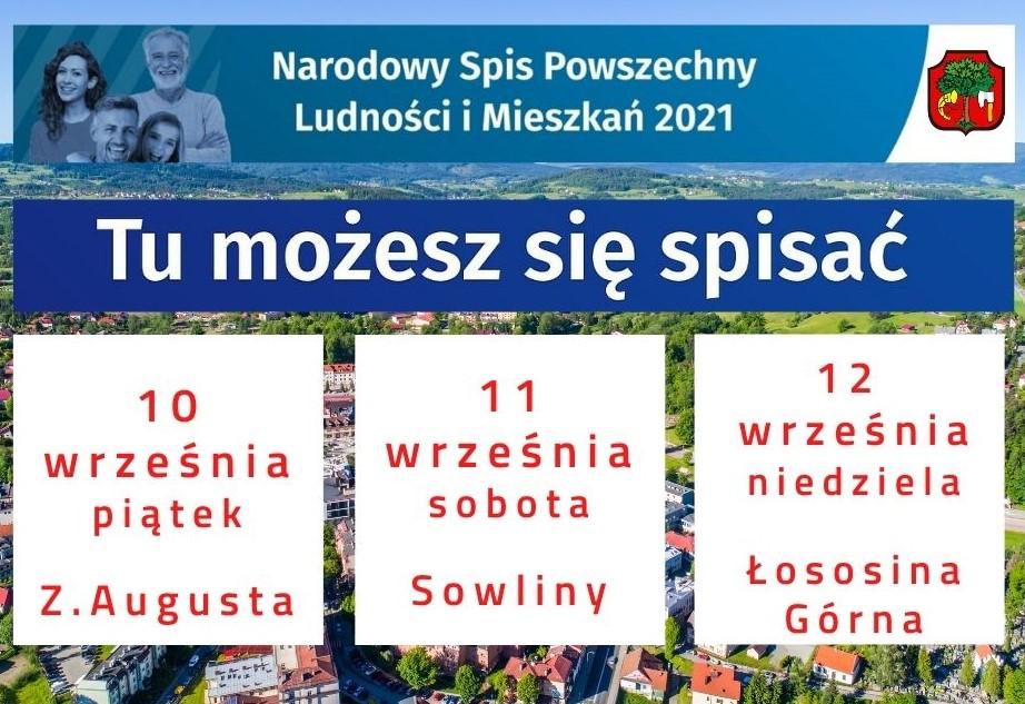 Zapowiedź akcji NSP na terenie miasta Limanowa