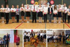 13 października Dzień Edukacji Narodowej świętowano w ZSP nr 1, SP nr 2 oraz SP nr 3